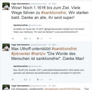 Ausschnitt Bildzitat Screenshot Twitter Inge Hannemann