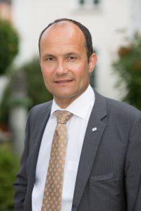 Christoph Schulz (CDU), Bürgermeister der Gemeinde Ostrach Foto: Mit freundlicher Genehmigung der Gemeinde Ostrach