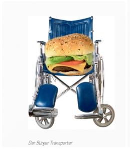 """Vermutung: Realitätsfremde, demokratiedefizitäre, wehleidige Gemeinderäte, die über """"Dreck"""" im Internet jammern, wo sich de facto lediglich Kritik, wenn gelegentlich auch recht forsch formuliert, finden lässt, faseln wie der Blinde von der Farbe. Apropos Behinderte: Obiges Logo ist in bestimmten Kreisen finales Erkennungsmerkmal für justiziablen Dreck mit Bezug auf die freie Journalistin Karin Burger (Sie wissen schon: """"Burger wie Hamburger, bloß ohne Schinken""""), die teilweise im Rollstuhl sitzt. Deshalb reagiere ich möglicherweise leicht gereizt, wenn mir Gemeinderäte etwas von """"Dreck im Internet"""" vorjammern wollen."""