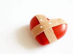 Wahre Liebe wird auch alte Verletzungen überwinden? Ich arbeite dran! Foto: Simone Heinz / pixelio.de