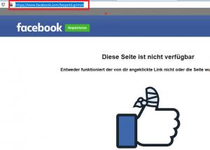 Ausschnitt aus Bildzitat Screenshot vom Facebook-Account des FDP-Politikers Leopold Grimm, wie er auf der Webseite der FDP Tuttlingen verlinkt wird, am 24. Januar 2020.