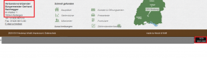 Unüberprüfbare Informationen im Heuberger Bote: Dort meldet sich heute der Gosheimer Bürgermeister André Kielack zu Wort mit dem Anspruch, GVV-Verbandsvorsitzender zu sein. Er ist es tatsächlich, was aber nur verifizieren kann, wer sich der dazugehörigen Mühen unterzieht. Ausschnitt aus Bildzitat Screenshot Homepage des GVV Heuberg am 30.01.2020